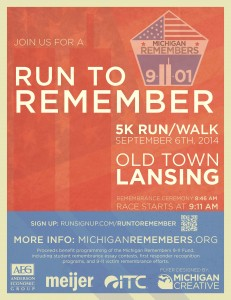 Run to Remember Flyer 2014_Photo